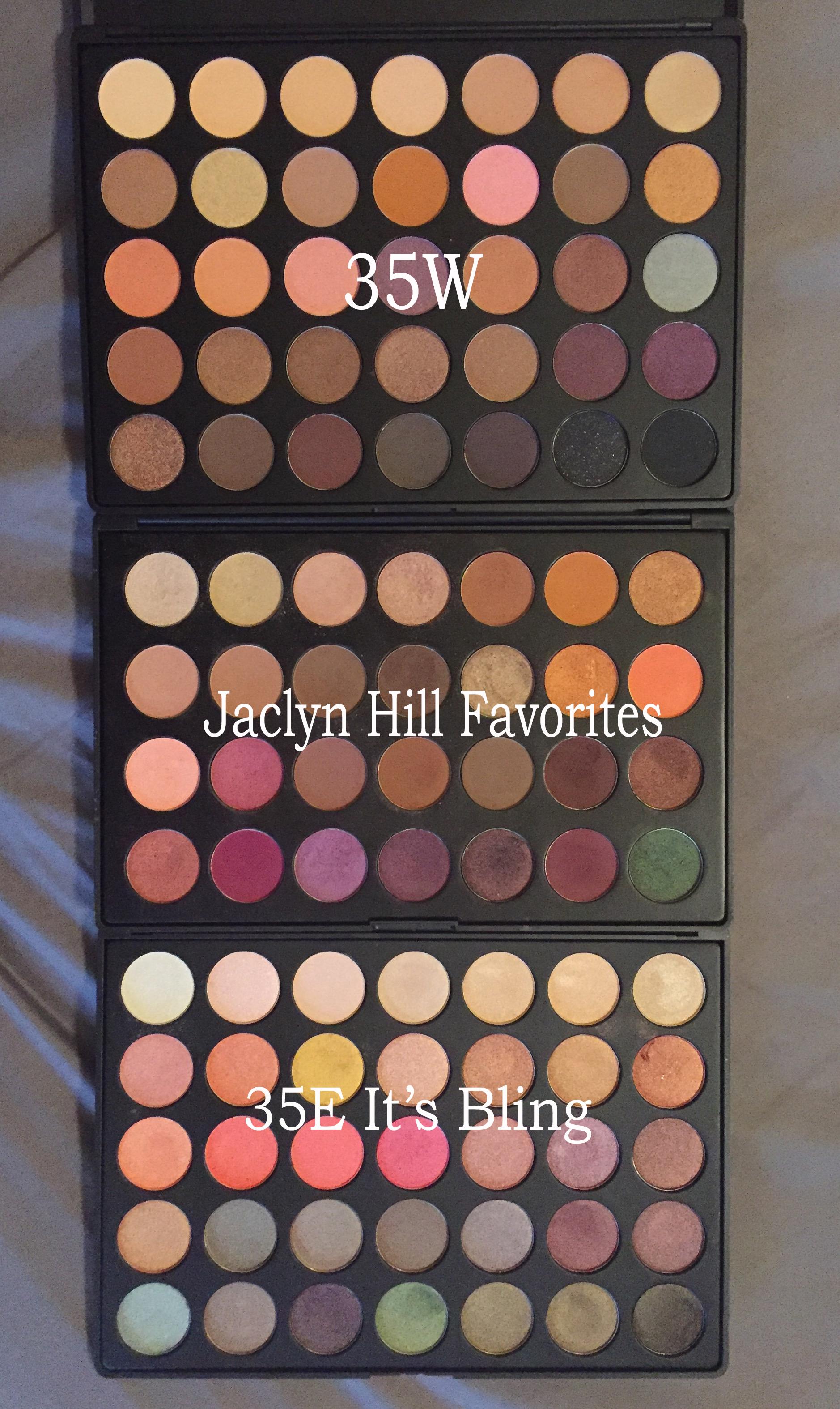 Jaclyn Hill Makeup Palette Morphe Mugeek Vidalondon